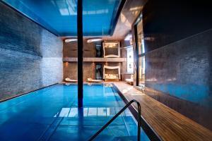 Firefly Luxury Suites, Hotels  Zermatt - big - 32