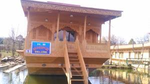 Sher I Kashmir houseboats, Szállodák  Szrínagar - big - 25