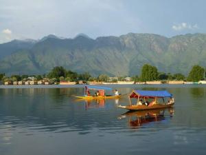 Sher I Kashmir houseboats, Szállodák  Szrínagar - big - 28