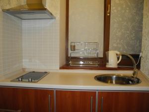 Comfortel ApartHotel, Aparthotels  Odessa - big - 72