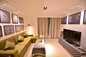Theone House, Апартаменты/квартиры  Гуанчжоу - big - 6
