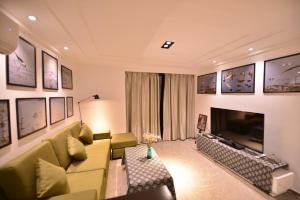 Theone House, Апартаменты/квартиры  Гуанчжоу - big - 8
