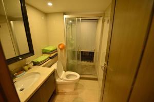 Theone House, Апартаменты/квартиры  Гуанчжоу - big - 14