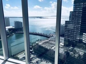 Amazing 2/2 In Iconic Hotel Residences With Spectacular Views, Apartmány  Miami - big - 22