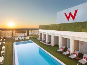 Amazing 2/2 In Iconic Hotel Residences With Spectacular Views, Apartmanok  Miami - big - 20