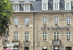 Hotel Le D'Avaugour (25 of 33)