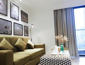 Theone House, Апартаменты/квартиры  Гуанчжоу - big - 20