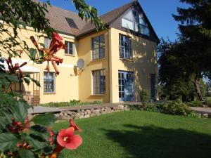 Spukwiese 2, Apartmány  Steinhagen - big - 20