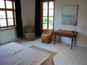 Spukwiese 1, Apartmanok  Steinhagen - big - 9