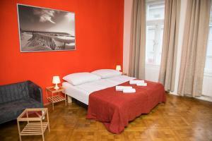 Хостел 1Bed4U, Прага