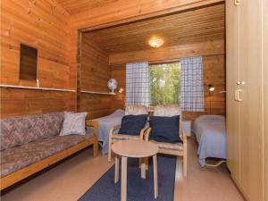 One-Bedroom Apartment in Pellosniemi, Appartamenti  Kyyrö - big - 4