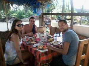 Induruwa Beach Villa, Отели  Бентота - big - 30