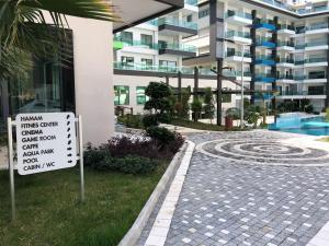 Konak Seaside Resort, Apartmanok  Alanya - big - 87