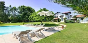 Accommodation in Arbonne