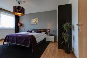 Boardinghouse Mundsburg, Aparthotely  Hamburk - big - 10