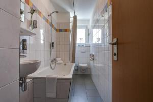 Boardinghouse Mundsburg, Aparthotely  Hamburk - big - 31