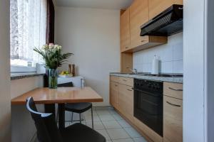 Boardinghouse Mundsburg, Aparthotely  Hamburk - big - 25