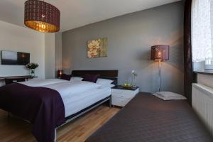 Boardinghouse Mundsburg, Aparthotely  Hamburk - big - 24