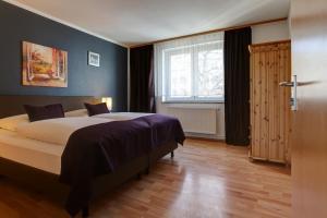 Boardinghouse Mundsburg, Aparthotely  Hamburk - big - 21