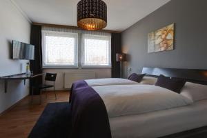 Boardinghouse Mundsburg, Aparthotely  Hamburk - big - 8