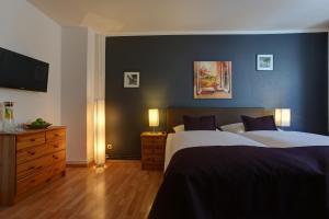 Boardinghouse Mundsburg, Aparthotely  Hamburk - big - 9