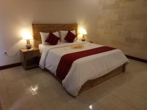 Umah Dajane Guest House, Penziony  Ubud - big - 3