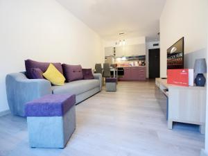 Apartament Polanki Parkkryty basen
