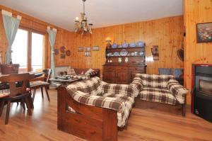 Casa San Vito, Ferienwohnungen  Rivisondoli - big - 28