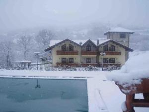 Hotel Villa Danilo, Hotely  Gamberale - big - 26