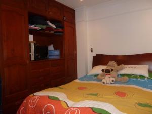 Familia Sanchez, Holiday homes  Chía - big - 11