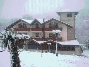 Hotel Villa Danilo, Hotely  Gamberale - big - 25