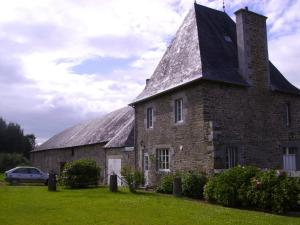 Gite Le Saint Anne, Holiday homes  Équilly - big - 8