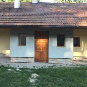 Rybvelvet, Prázdninové domy  Skořenice - big - 123