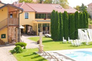 Albergues - Hotel Garni Klaret