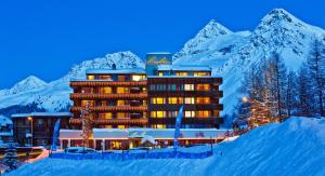 Arosa Kulm Hotel & Alpin Spa - Arosa