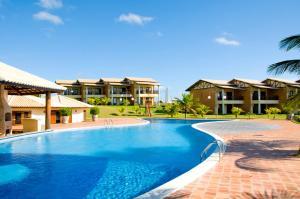 Chalé frente mar Recanto Zumbi, Lodges  Rio do Fogo - big - 19