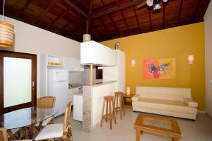 Chalé frente mar Recanto Zumbi, Lodges  Rio do Fogo - big - 14