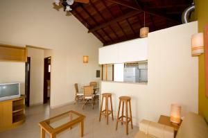 Chalé frente mar Recanto Zumbi, Lodges  Rio do Fogo - big - 6