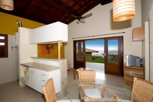 Chalé frente mar Recanto Zumbi, Lodges  Rio do Fogo - big - 5