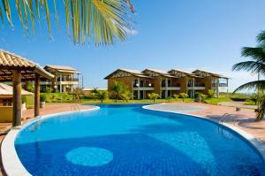 Chalé frente mar Recanto Zumbi, Lodges  Rio do Fogo - big - 3