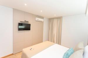 Hotel Pousada do Bosque, Hotely  Ponta Porã - big - 75