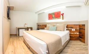Hotel Pousada do Bosque, Hotely  Ponta Porã - big - 57