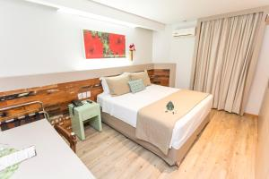 Hotel Pousada do Bosque, Hotely  Ponta Porã - big - 61
