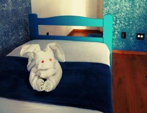Xua Hostel Santos, Bed & Breakfasts  Santos - big - 73