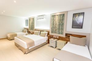 Hotel Pousada do Bosque, Hotely  Ponta Porã - big - 49