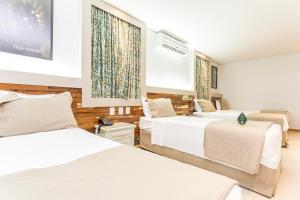 Hotel Pousada do Bosque, Hotely  Ponta Porã - big - 46