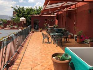 Meson del Penasco, Apartmány  Oaxaca City - big - 25