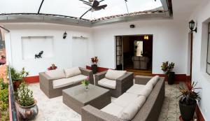 Hostal Los Laureles, Penziony  Calca - big - 29