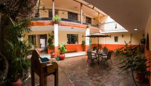 Hostal Los Laureles, Penziony  Calca - big - 44