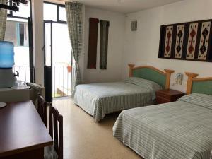 Meson del Penasco, Apartmány  Oaxaca City - big - 49